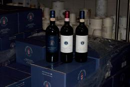 We bought wine and they transported it back to the place where we started for us. , Helen K S - June 2013
