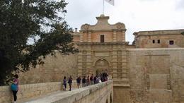 Valletta City Gate , Melody M - November 2016