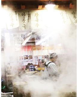 Foodtour in Insadong , Marie - May 2017