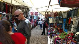 Market in Pisca , Bobby D - May 2017
