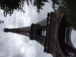 Eiffel Tower , Thea B - August 2017