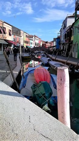 Burano , Geocam146 - November 2017