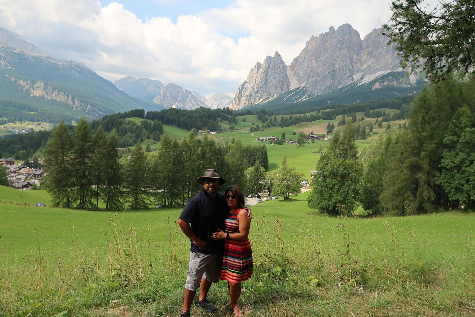 MAIS FOTOS, Viagem diurna para grupos pequenos até as Montanhas Dolomitas e Cortina saindo de Veneza