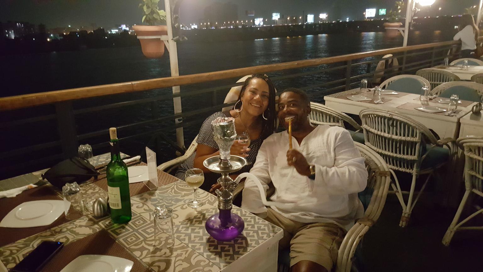 MÁS FOTOS, Crucero con cena por el Nilo en El Cairo con espectáculo de danza del vientre y traslado al hotel
