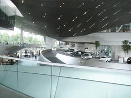 Inside the BMW showroom , Thomas E - June 2011