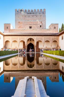 Alhambra , David G - September 2016