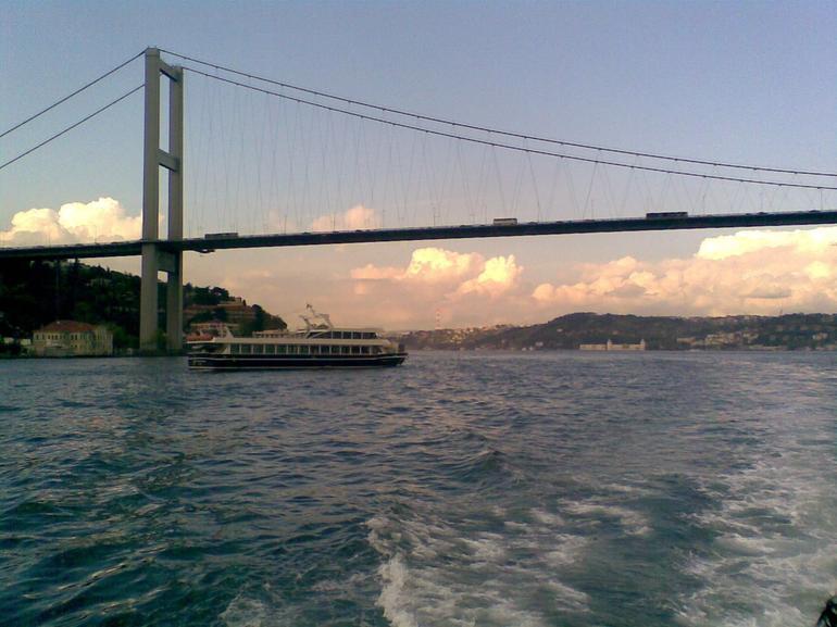 Bosphorus cruise view 2 - Istanbul