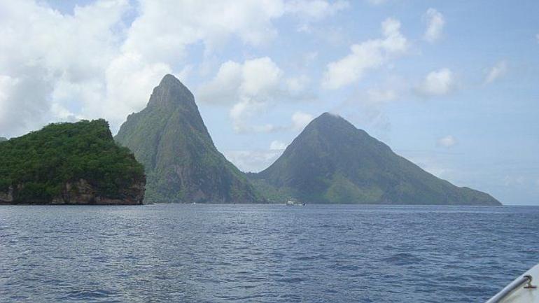 Day Sail - St Lucia