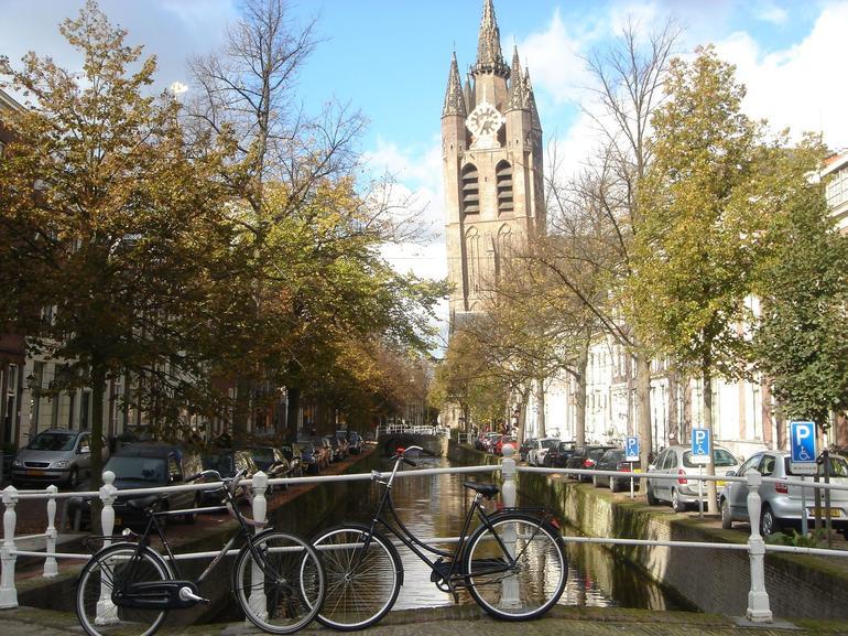 Delft - Amsterdam