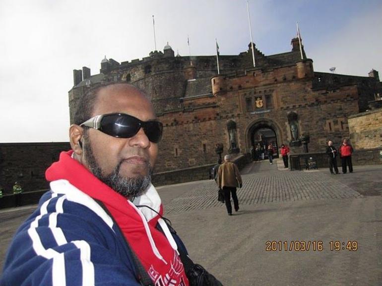 Edinburg Castle - Edinburgh