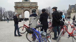 Our tour guide has an excellent knowledge of Paris , dgmckelvey - May 2013