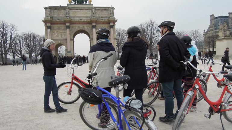 Excellent tour - Paris