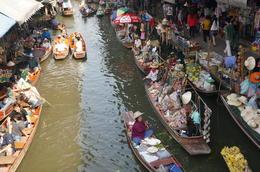 Floating Market , Andre O - January 2014
