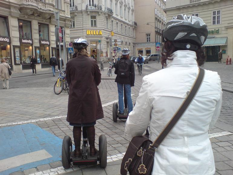 Following the Guide - Vienna