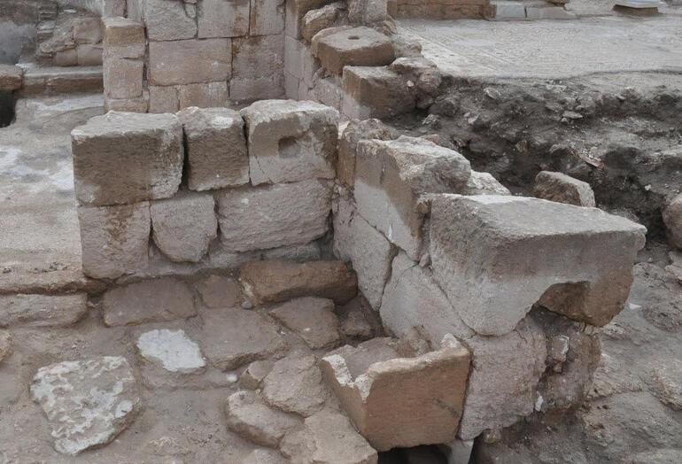 Hirbet Midras ruins - Jerusalem