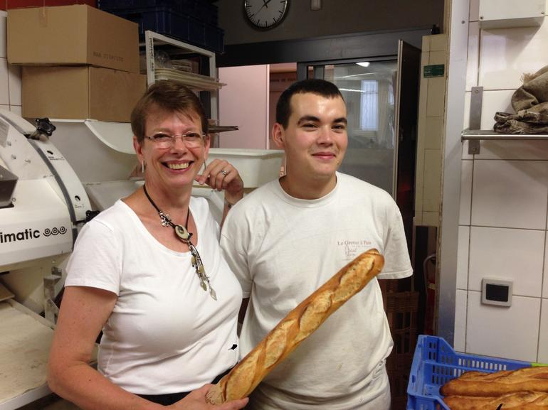 Behind the Scenes of a Boulangerie: French Bakery Tour in Paris photo 14