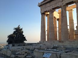 The Parthenon, Leah - August 2013