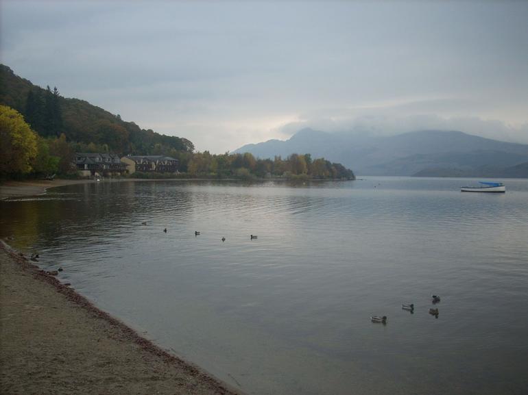 Loch Ness - Glasgow