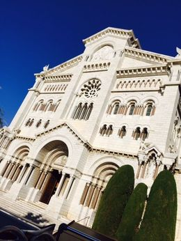 Monaco ... Old Church , Bev Chislett - January 2016