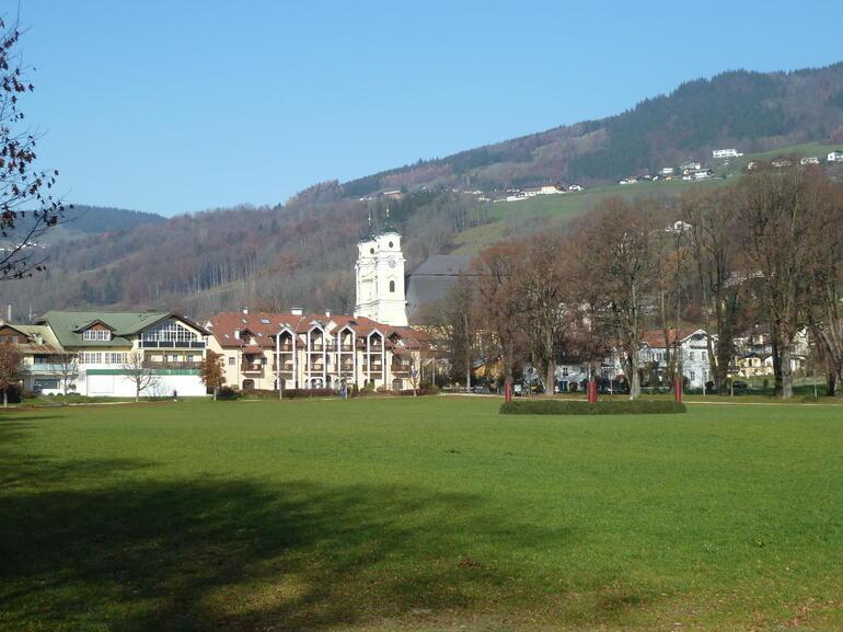 Mondsee - Salzburg
