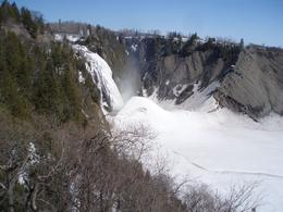Montmorency Falls, Lenka K - April 2009