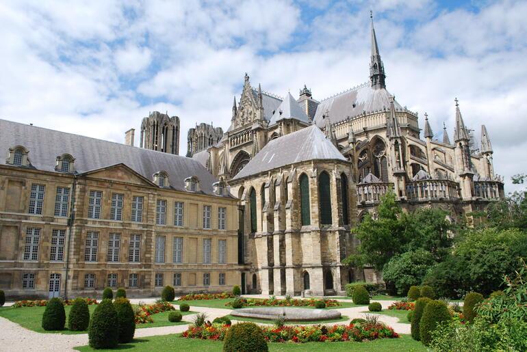 Notre Dame Reims - Paris