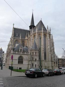 Notre Dame du Sablon Church , Rosane - December 2011