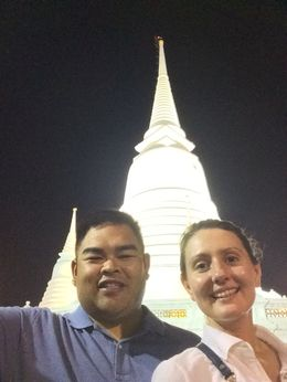 We were able to visit many temples during our tour. , Daniel U - November 2015