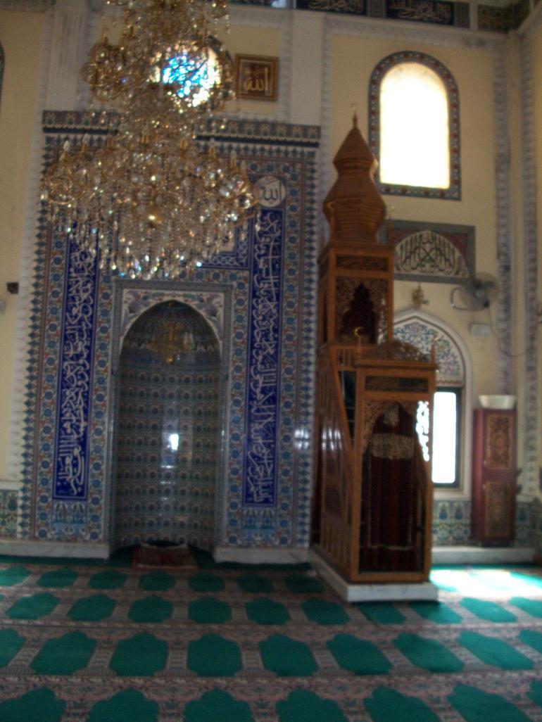 small local mosque in Izmir - Izmir