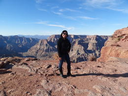 Tour in the Grand Canyon , Margie P - November 2014