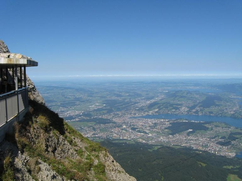 Top of Pilatus - Zurich