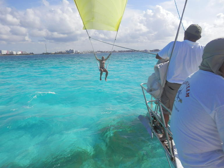 UMA DAS ATIVIDADES - Cancun