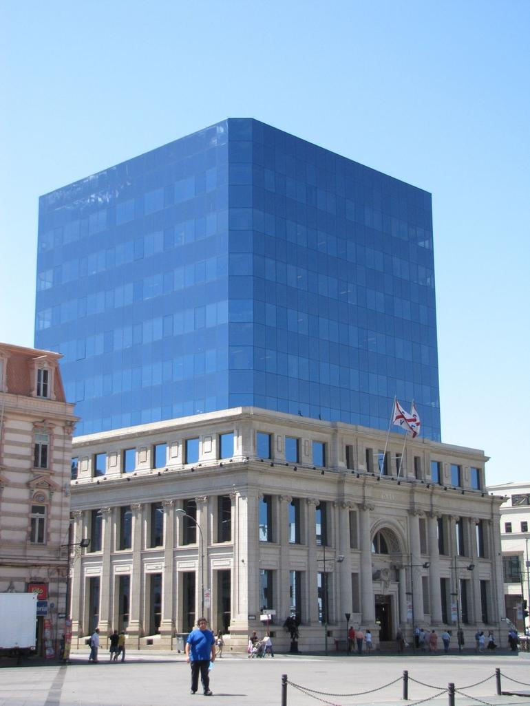 Valparaiso City Centre - Santiago