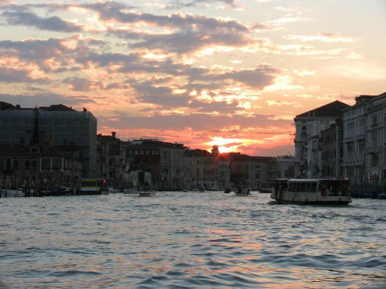 Venice sunset - Venice