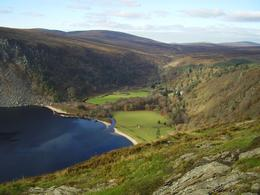 Absolutely beautiful - nature and history: Wicklow Mountains, Sheryl T - December 2007