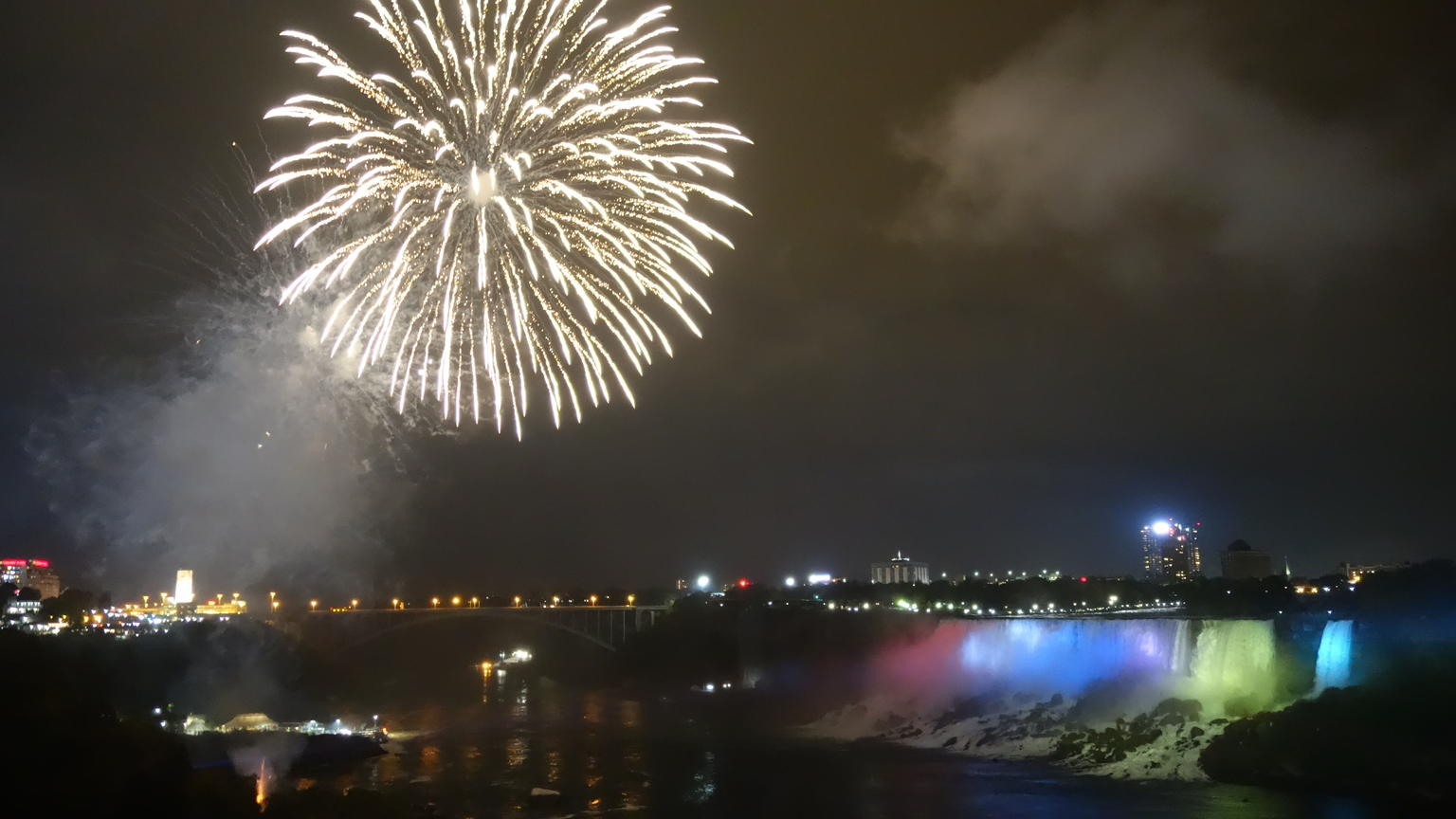 MÁS FOTOS, Niagara Falls Day and Evening Tour With Boat Cruise and Optional Fallsview Dinner