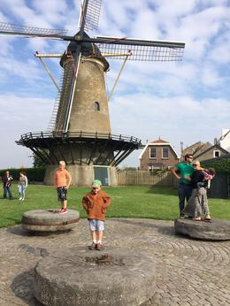 The Family in Holland a biking paradise , Alison P - October 2016