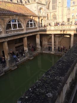 Roman bath , STEPHEN M - November 2016