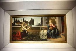 Uffizi Gallery Painting created by Leonardo Da Vinci , Aseem M - March 2017