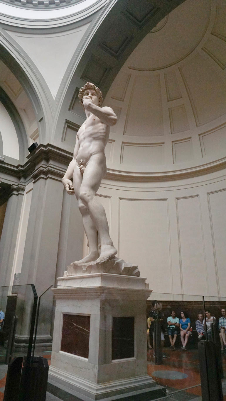 Small-Group Tour: Florence and Pisa Day Trip from Rome