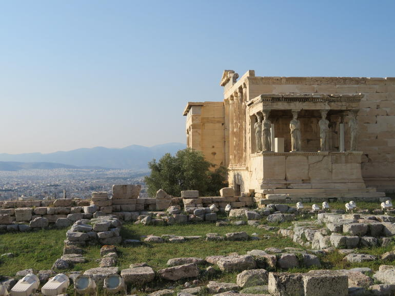 Half-Day Private Taxi Service: Historical Athens City Tour photo 33