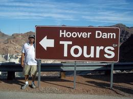at hoover dam , fito - January 2018