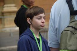 Mon petit fils,12 ans , marline l - May 2013