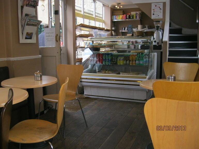 Cafeet i Bth - London