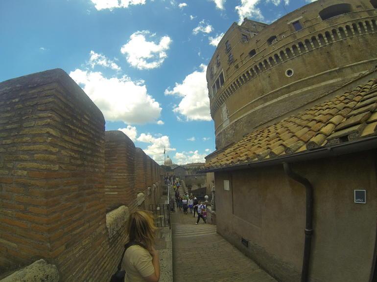 castel de angelo , hadrians tomb - Rome