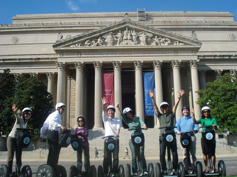 DC National Archives - Washington DC
