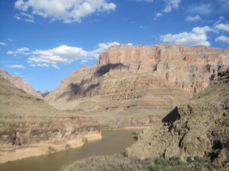 Down River view - Las Vegas