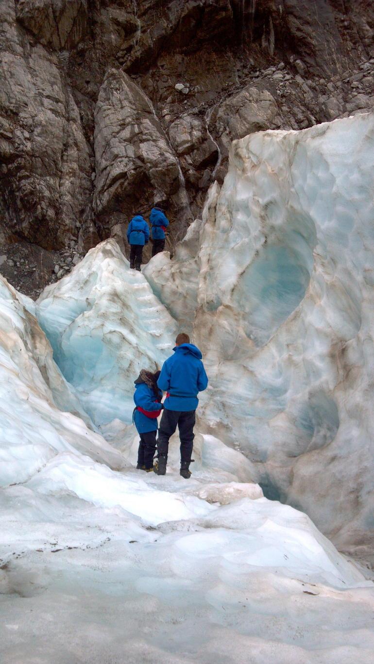 Franz Josef Glacier - Franz Josef & Fox Glacier