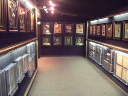 Gold records , Tracey C - November 2012