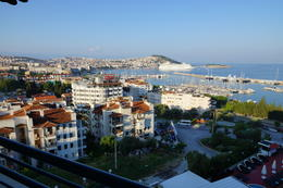 View from our hotel room in Kusadasi , DeanC - May 2013